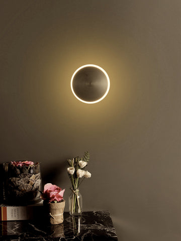 Nuclea Round LED Wall Light| Buy LED Wall Lights Online India