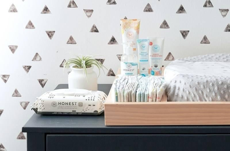Nursery Changing Table Checklist: 10 Must-Haves-b.bear