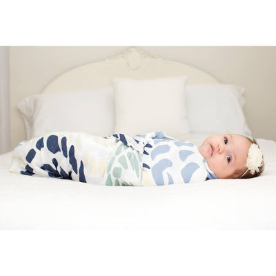 anchor. Swaddle Blankets