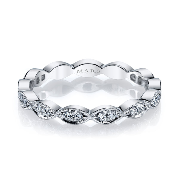 Ladies Diamond Fashion Ring