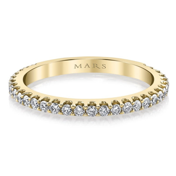 Ladies Pave Diamond Ring