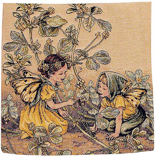 Black Medick Fairy Cicely Mary Barker