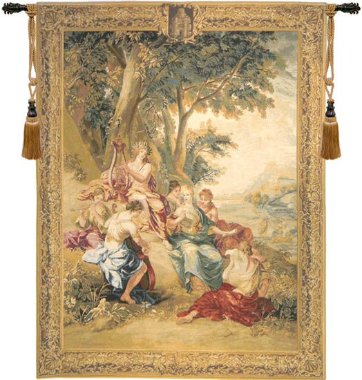 Apollo European Wall Tapestry - Tapestry Zest