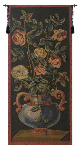 Roses European Wall Tapestry - Tapestry Zest