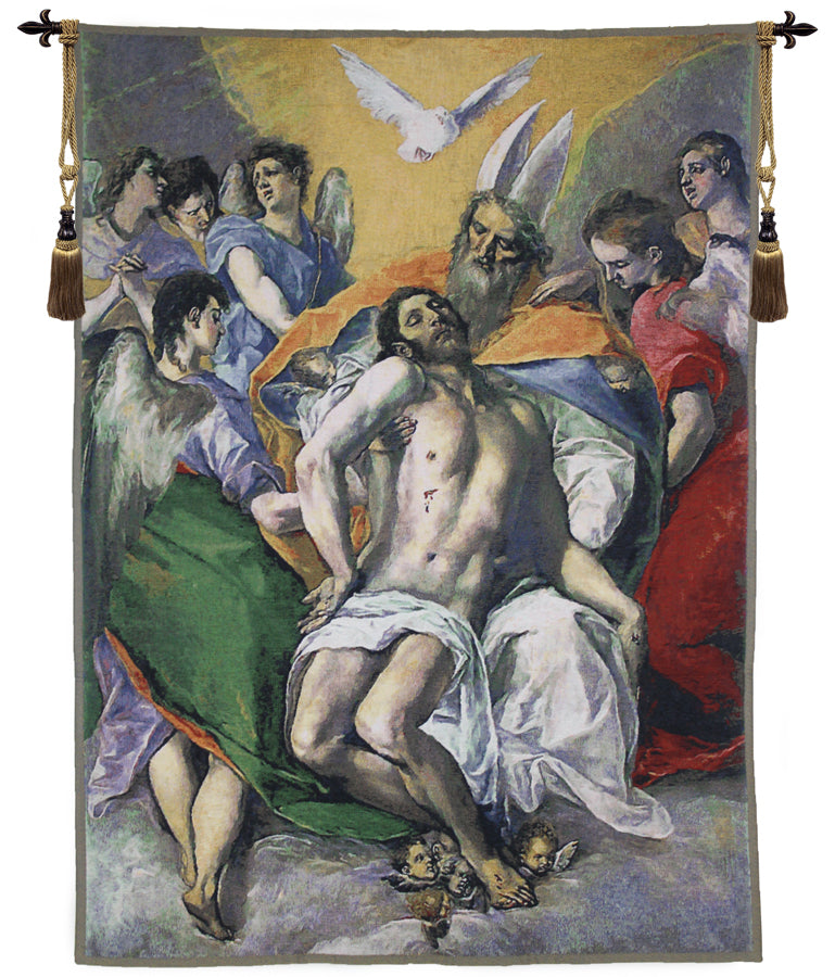 El Greco European Wall Tapestry - Tapestry Zest