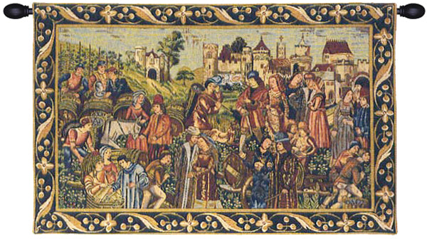 Winemarket French Tapestry - Tapestry Zest