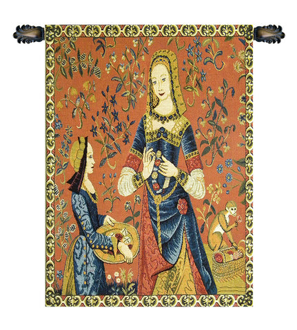 The Smell European Wall Tapestry - Tapestry Zest