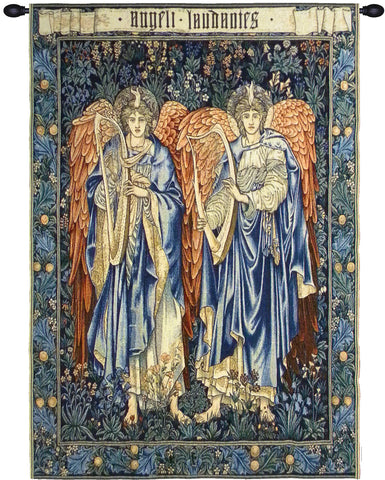 Angeli Landente Tapestry Wall Art - Tapestry Zest