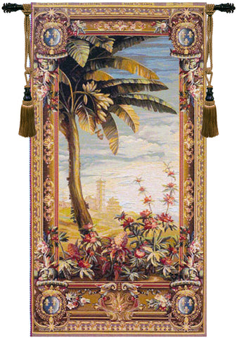 La recolte des ananas basket door French Tapestry - Tapestry Zest