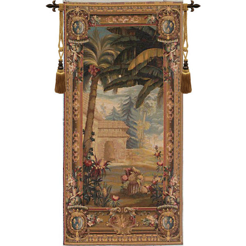 La recolte des ananas pagoda door French Tapestry - Tapestry Zest
