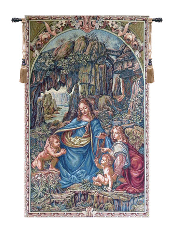 Vierge Roc Mother Mary - Tapestry Zest