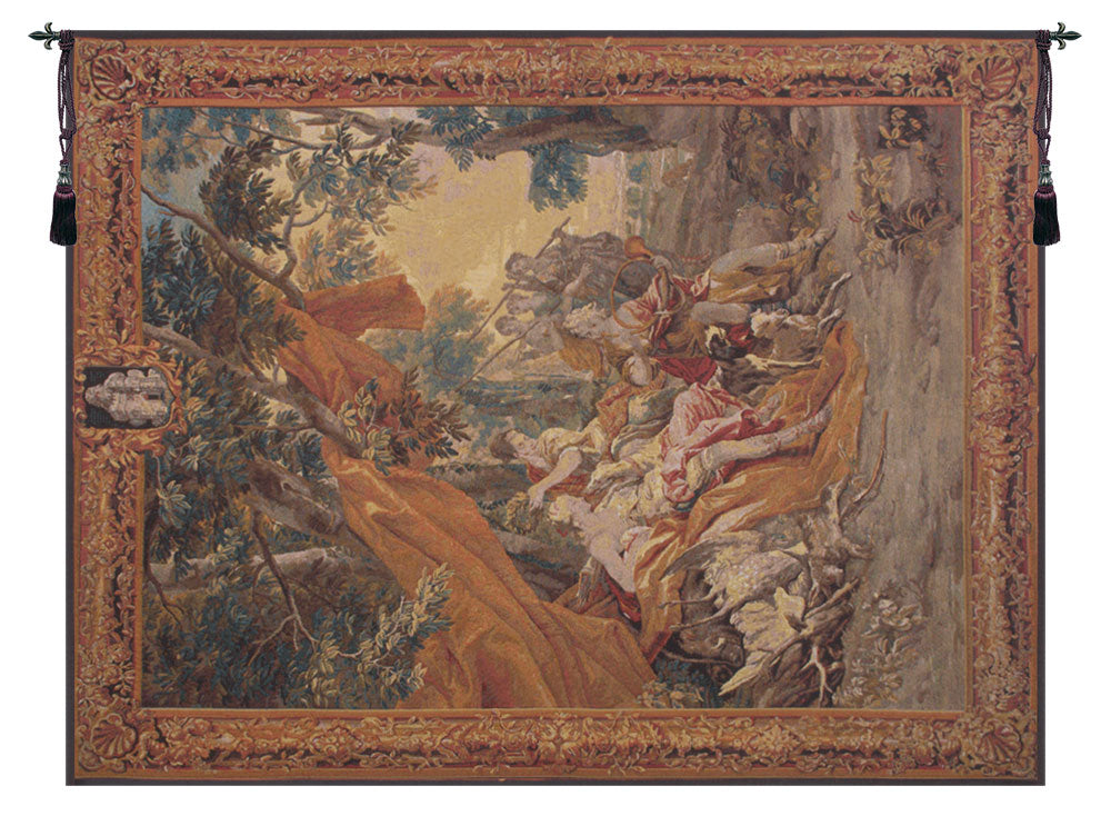 Diana Flanders European Art Tapestry Wall Hanging – Tapestry Zest