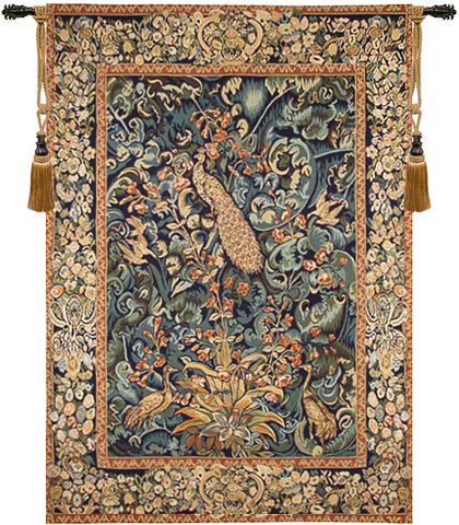 Peacock Tawoos Tapestry Wall Tapestry - Tapestry Zest