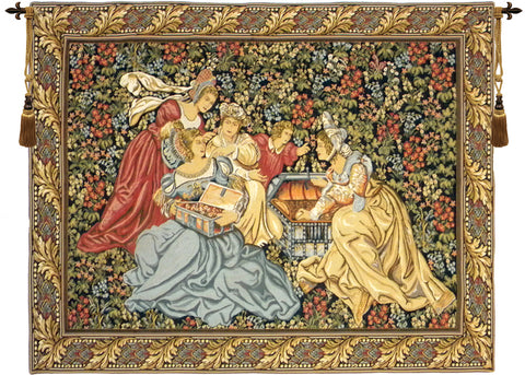 Princess Tapestry Wall Tapestry - Tapestry Zest