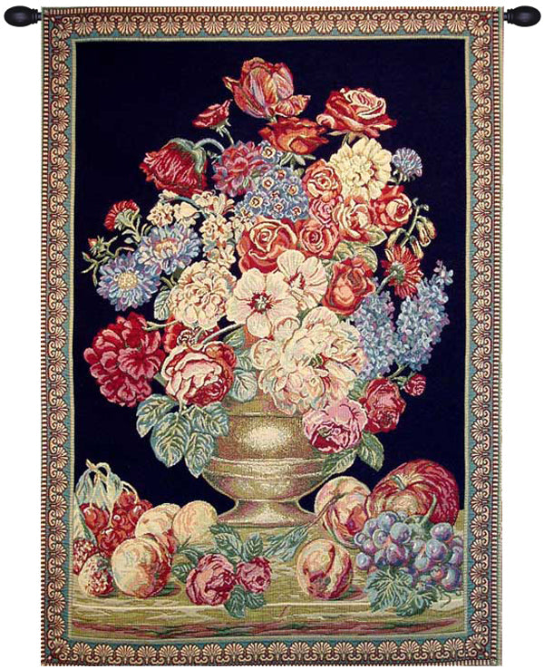 Mini Vase Tapestry Wall Tapestry - Tapestry Zest
