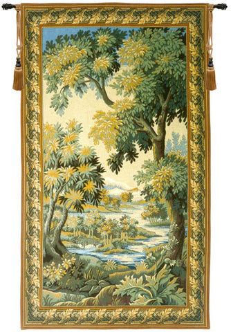 The Forest of Clairmarais French Wall Tapestry - Tapestry Zest