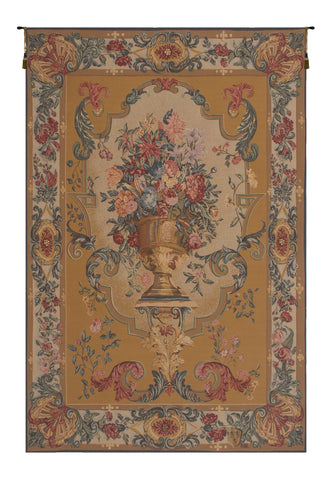 Bouquet Imperial Gold French Tapestry