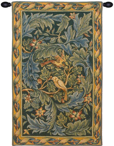 Les Oiseaux French Wall Tapestry - Tapestry Zest
