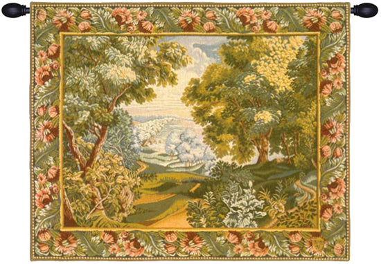 Vouzon French Wall Tapestry - Tapestry Zest