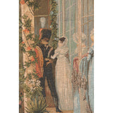 "La Grand Serre French Tapestry, 58""x76"""