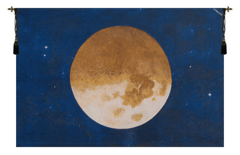 Lune Moon European Wall Tapestry - Tapestry Zest