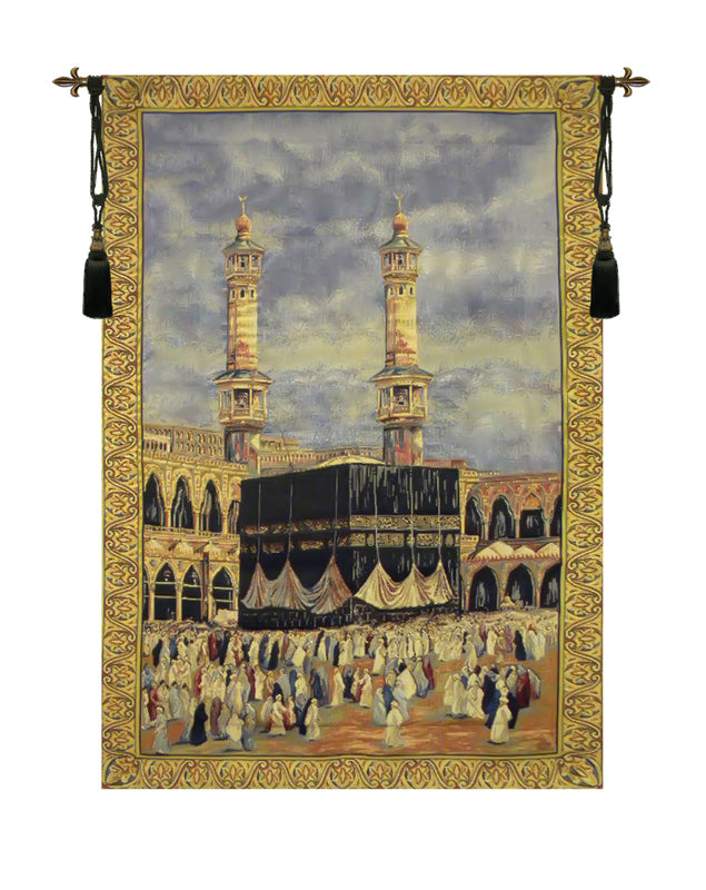 Holy Mecca Tapestry Wall Hanging - Tapestry Zest
