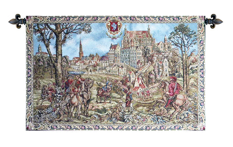 Brussels Castle - Tapestry Zest