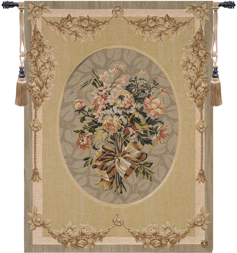 Petit Bouquet French Tapestry - Tapestry Zest