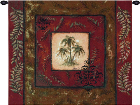 Palm Breeze Decorative Wall Tapestry - Tapestry Zest