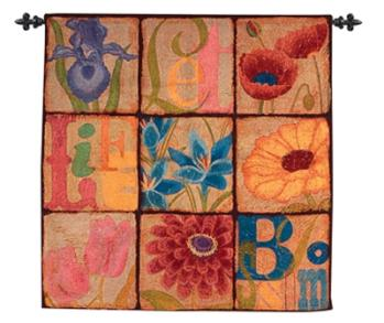 Blossoms Decorative Wall Tapestry - Tapestry Zest