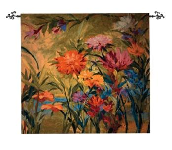 Martha's Choice Fine Art Tapestry - Tapestry Zest