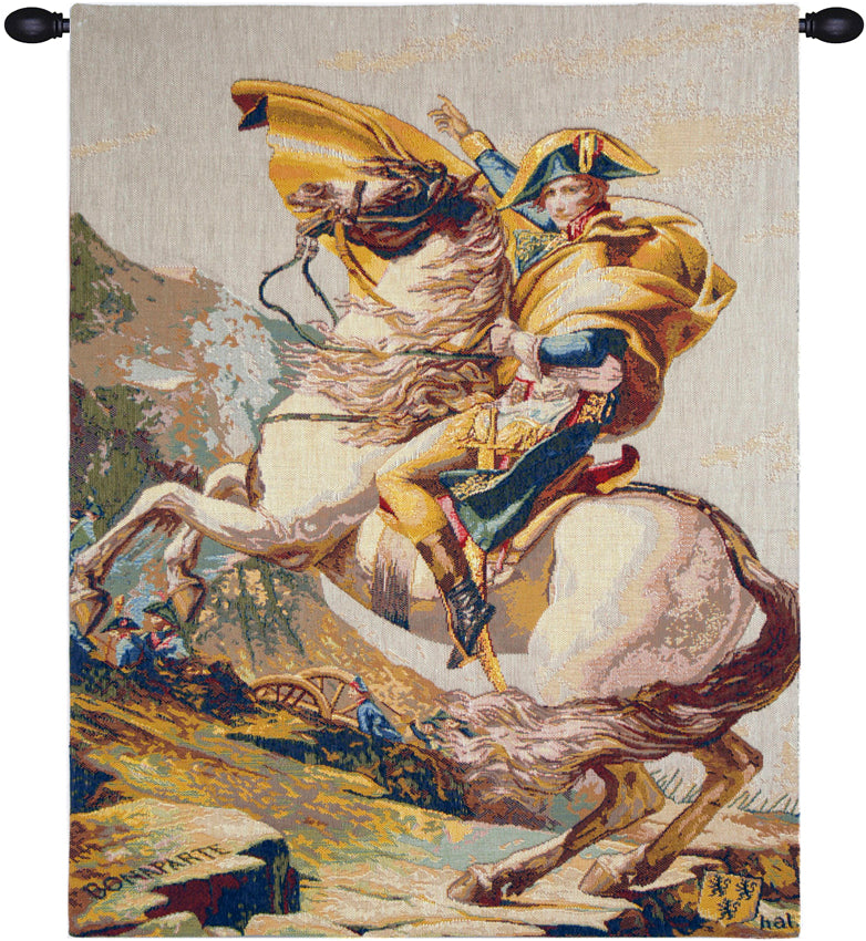 Napoleon Bonaparte French Tapestry