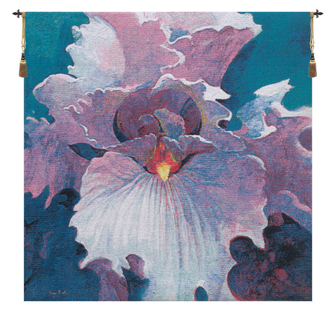 The Journey Never Ends Floral Wall Tapestry - Tapestry Zest