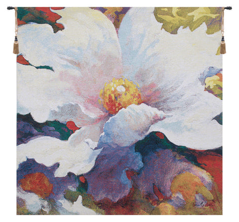 Because of You Floral Wall Tapestry - Tapestry Zest