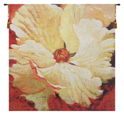 Fragrance Floral Wall Tapestry - Tapestry Zest