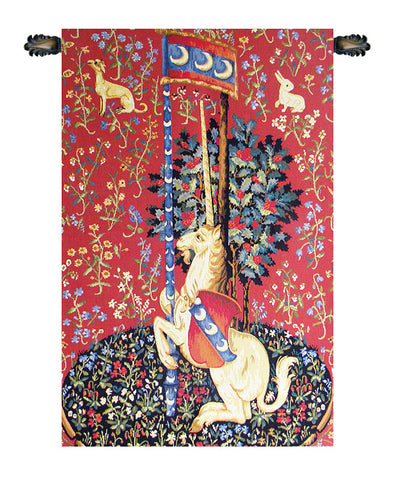 Lady and the Unicorn I European Wall Tapestry - Tapestry Zest