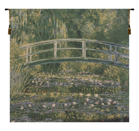 Bridge At Giverny by Monet European Tapestry