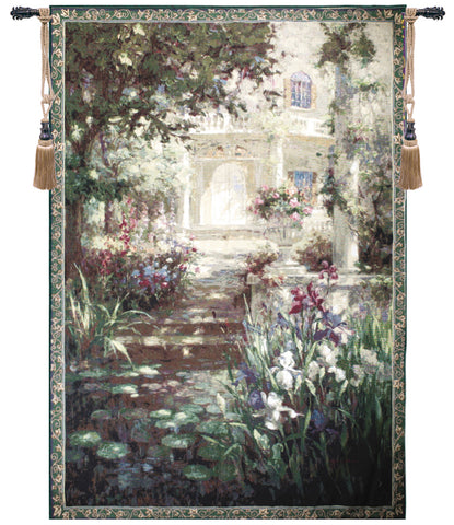 Ivy Column Decorative Wall Tapestry - Tapestry Zest