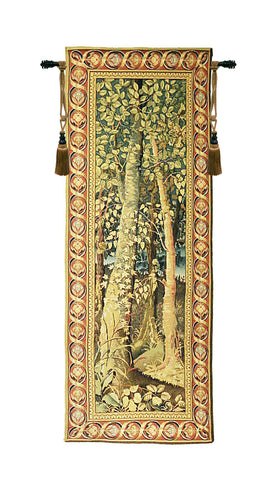 Ivy Forest Belgian Tapestry Wall Art - Tapestry Zest
