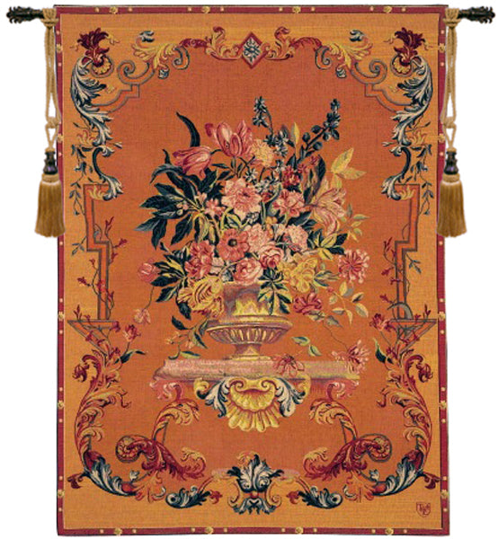 Bouquet XVIII English Bouquet French Tapestry - Tapestry Zest