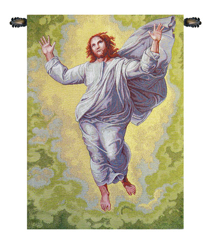 Transfiguration of Jesus Italian Wall Tapestry - Tapestry Zest