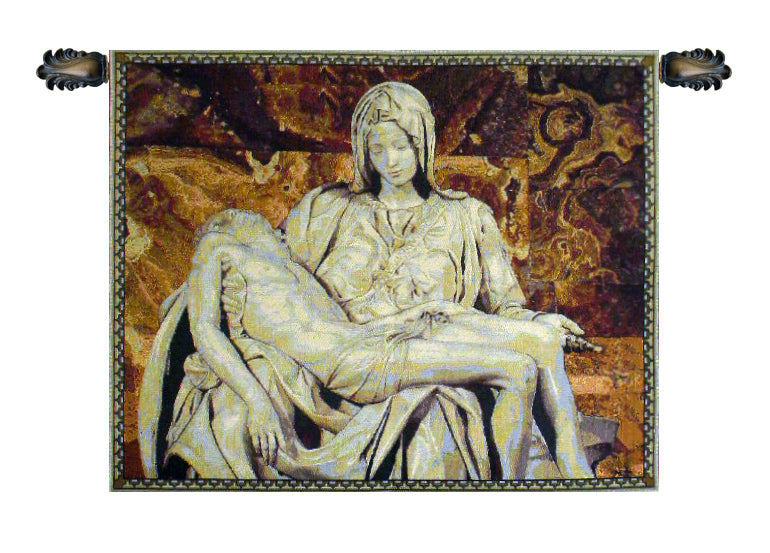 The Deposition Italian Wall Tapestry - Tapestry Zest