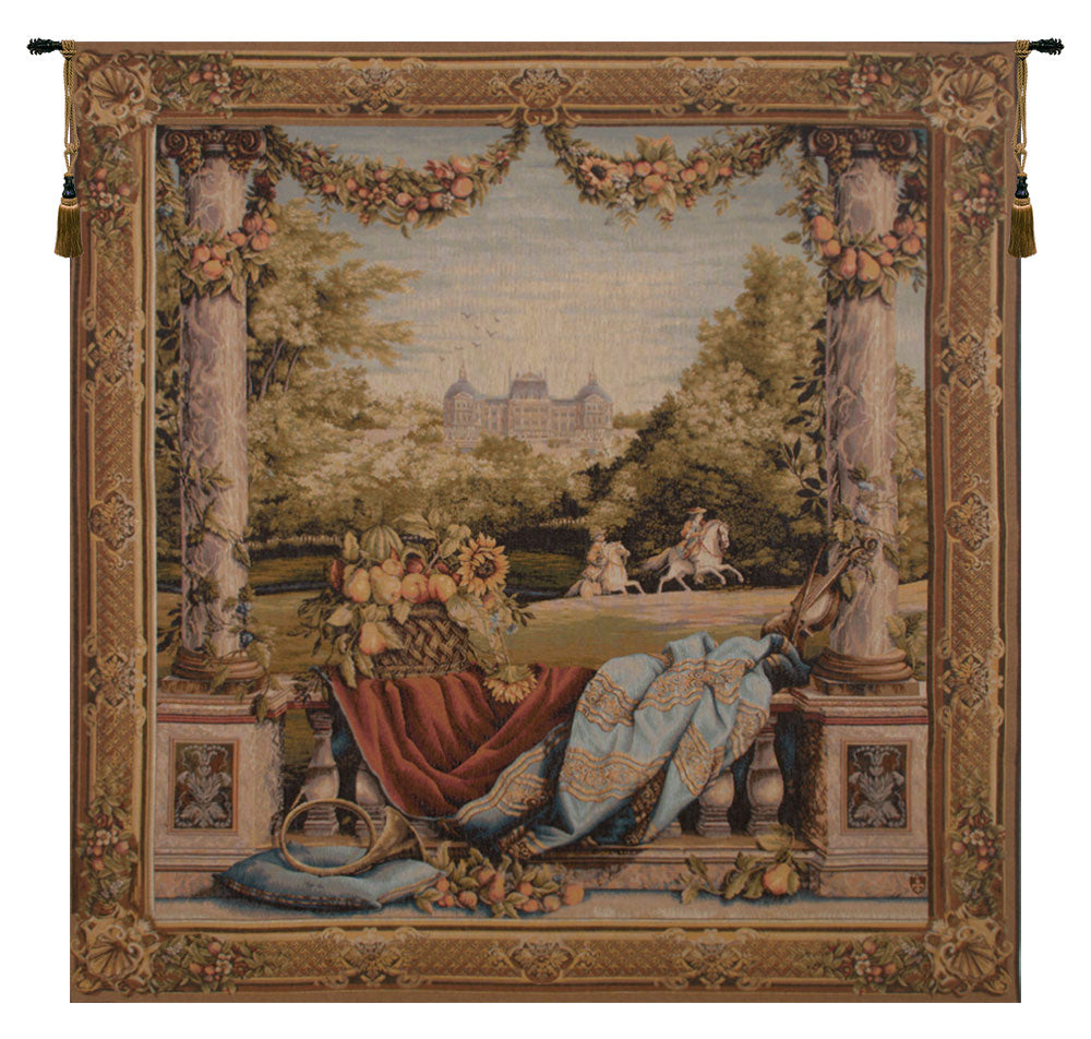 Chateau Bellevue French Tapestry - Tapestry Zest