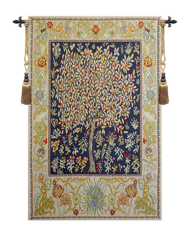 Pastel Tree of Life Wall Tapestry - Tapestry Zest