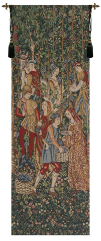 Vendange Portiere, Right Side Tapestry - Tapestry Zest