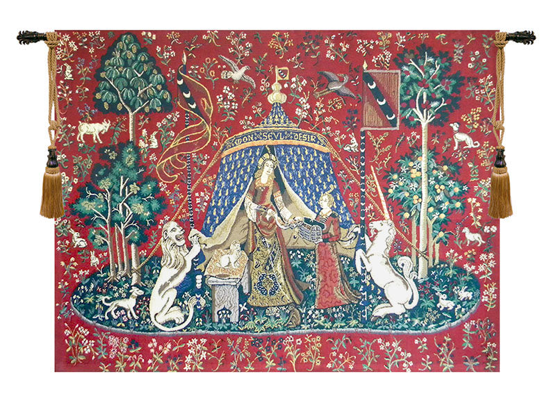 Lady and the Unicorn Tapestry - Tapestry Zest