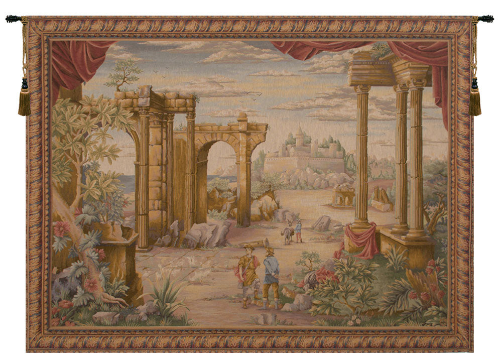 Vue Antique French Tapestry - Tapestry Zest