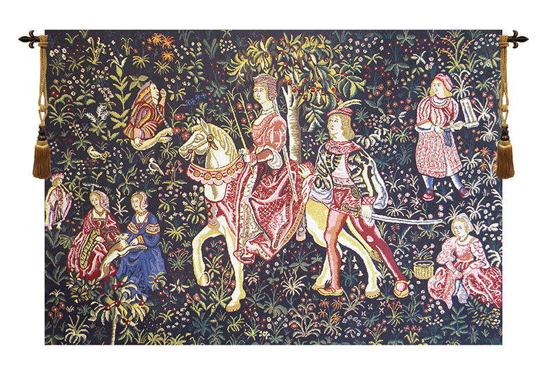 Noble Amazon Tapestry - Tapestry Zest