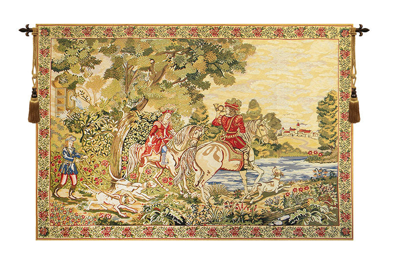 Noble Hunt Tapestry - Tapestry Zest