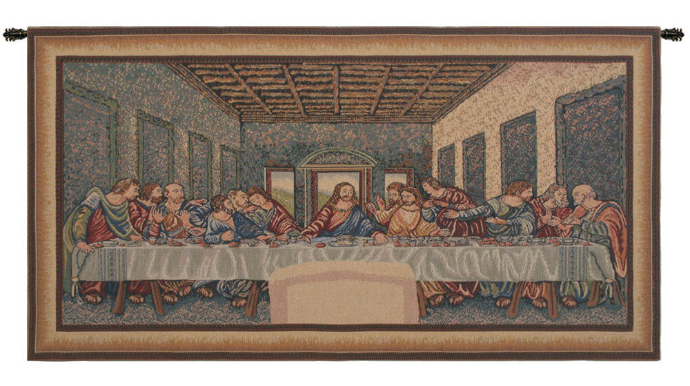 Last Supper II Tapestry